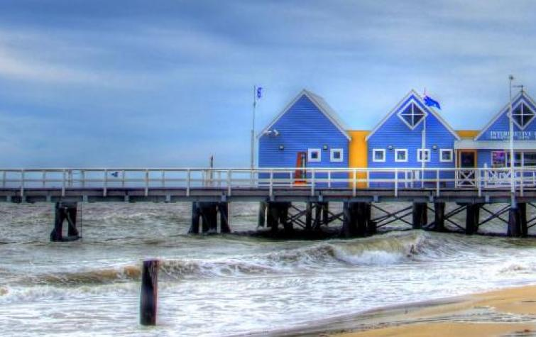 Busselton jetty. Photo: CC 2.0.