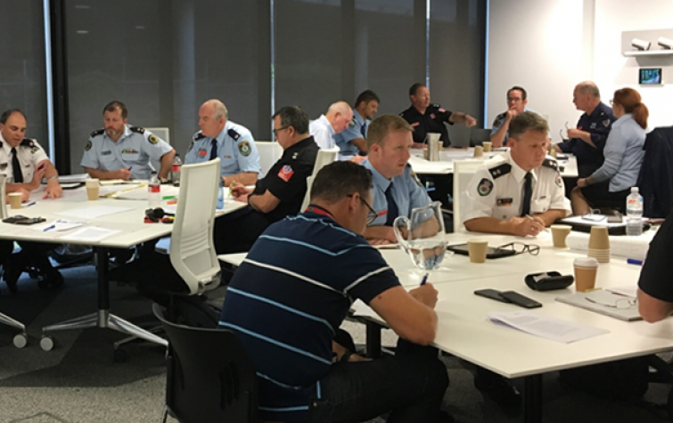 Divergent thinking workshops held in New South Wales