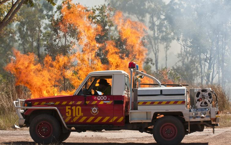 Northern Territory Police, Fire and Emergency Services.