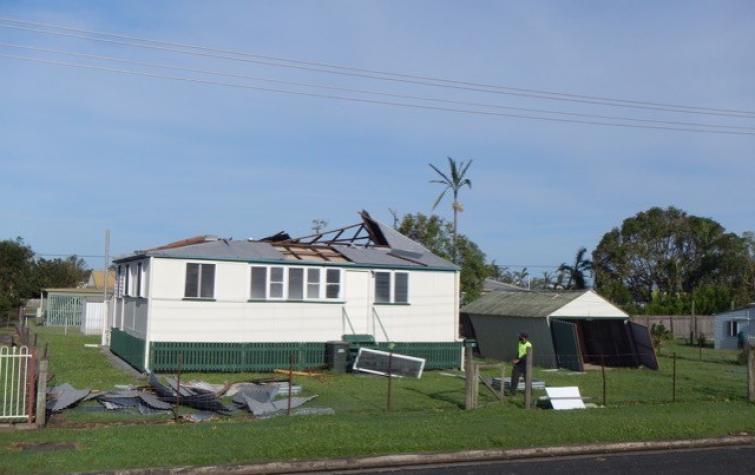 Photo credit: Cyclone Testing Station, James Cook University