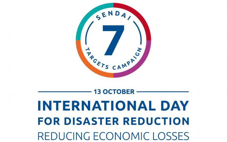 International Day for Disaster Reduction 2018