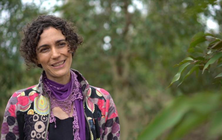Dr Marta Yebra received the inaugural 2017 Max Day Environmental Science Fellowship Award