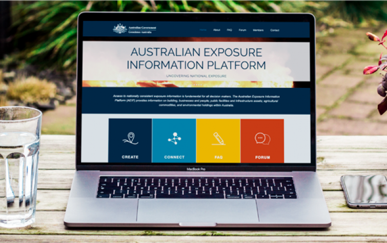 The Australian Information Exposure Platform helps government, industry and research agencies understand what is exposed in an area, to inform better decisions before, during and after emergencies. Photo: BNHCRC