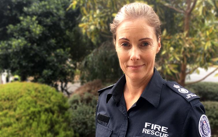 Dr Stephanie Rotarangi joins the Bushfire and Natural Hazards CRC Board. Photo: CFA