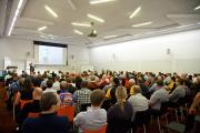 The CRC 2013 annual conference in Melbourne