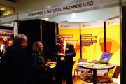 CRC booth at ALGA 2014