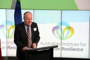 Australian Institute of Disaster Resilience launch November 2015 Andrew Coghlan