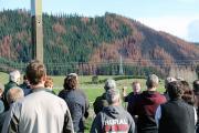 Field tour to the Onamalutu fire area, New Zealand FRFANZ15