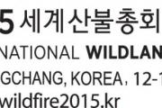 International Wildland Fire Conference 2015 logo