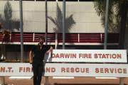 Communications Officer Nathan Maddock is now based in Darwin.