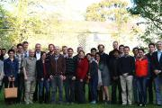 Postgraduate students at the ANU Research Advisory Forum