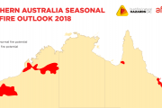 Northern Australia Seasonal Bushfire Outlook 2018