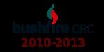 Sourced from: BushfireCRC 2010-2014