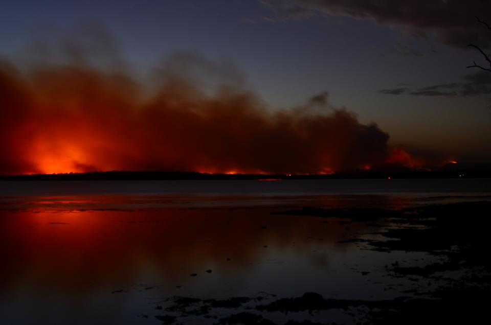 Contemporary fire danger ratings will incorporate contempory research for the first time since the system was devised. Photo: Carl Coleman, NSW Rural Fire Service.