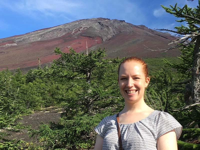 Emma Singh, Mount Fuji