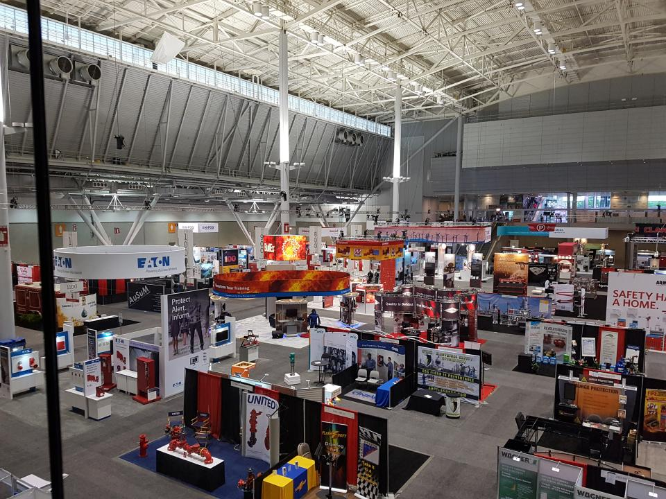 NFPA Exhibition