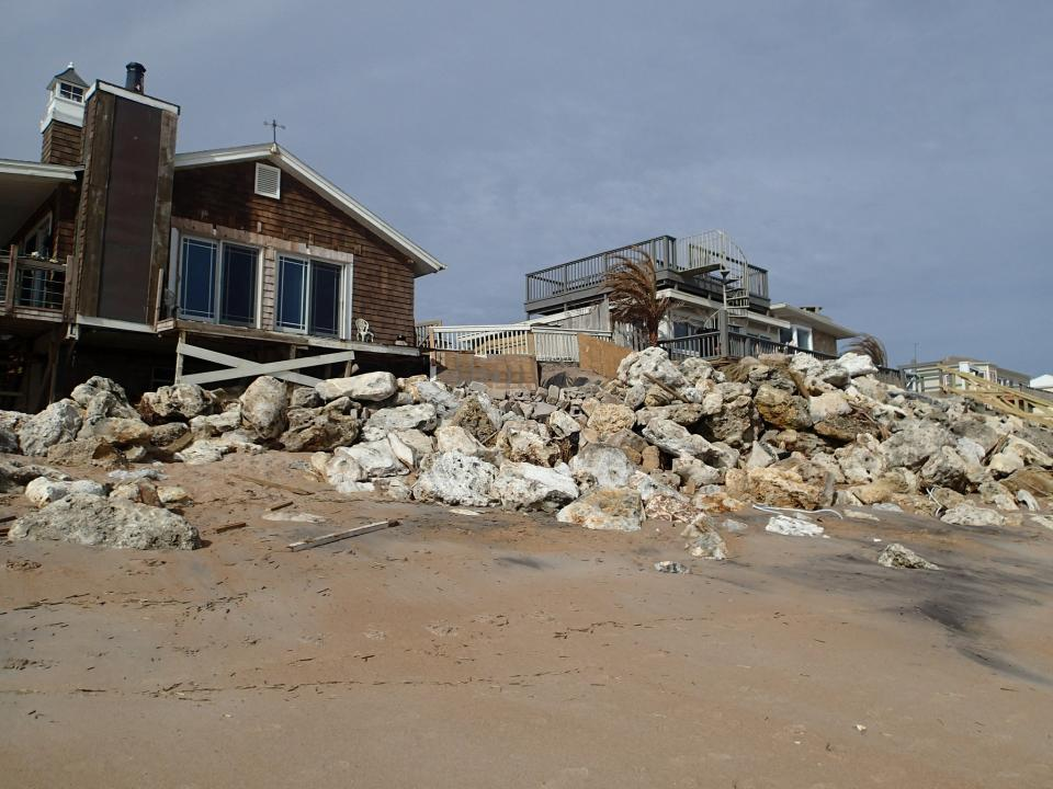 Hurricane Matthew impacted communities in the South Eastern United States including North Carolina in October, 2016