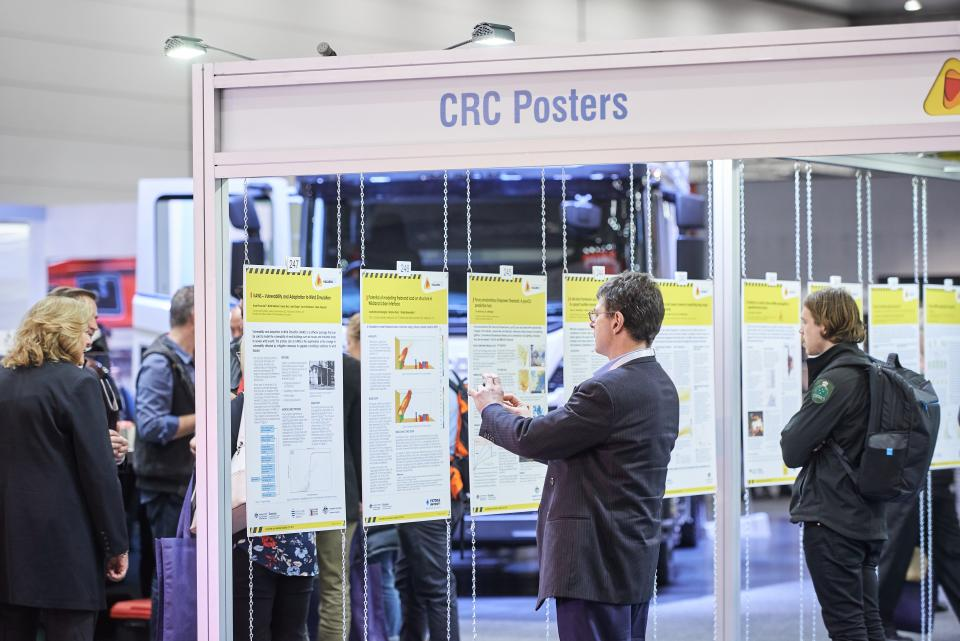 The latest CRC research is available online now.
