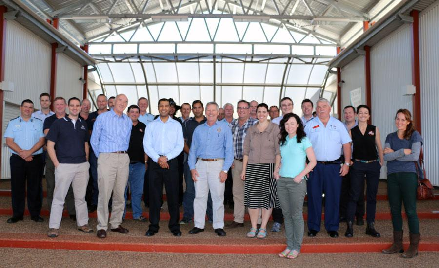 North Australia Fire Managers Forum 2014 - Broome