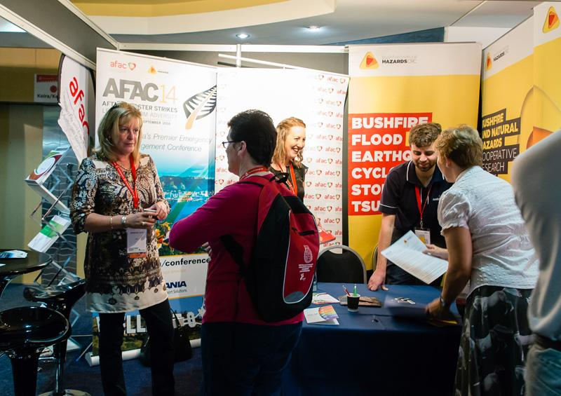 CRC and AFAC at RFS Community Engagement Conference 2014