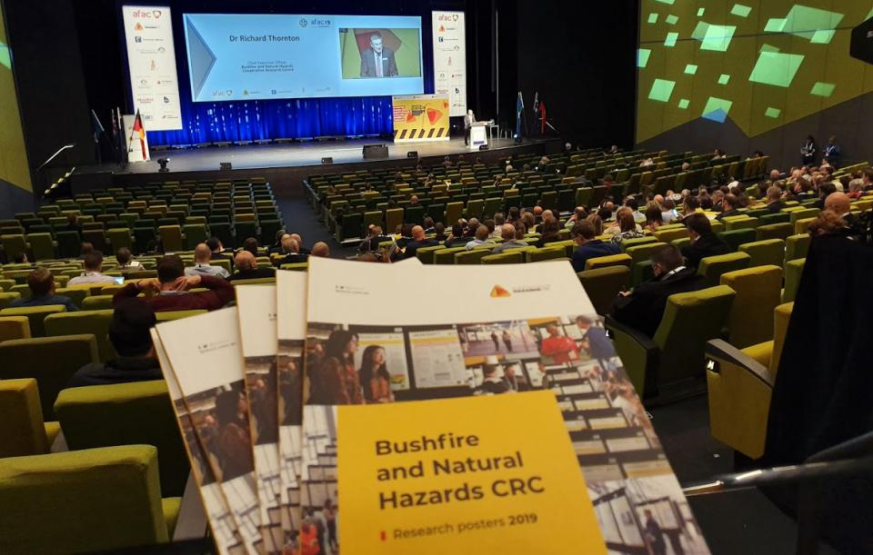 Opening of the AFAC19 Research Forum Day, Dr Richard Thornton