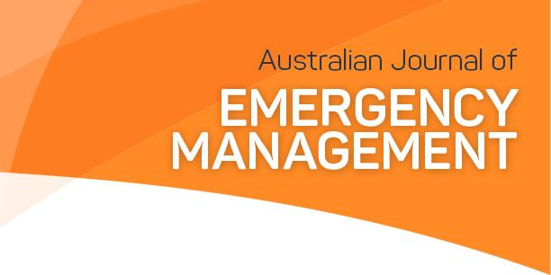 The new look Australian Journal of Emergency Management