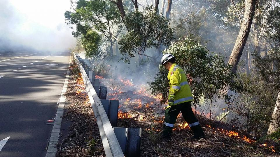 Hazard reduction burns. Photo: NSW Rural Fire Service