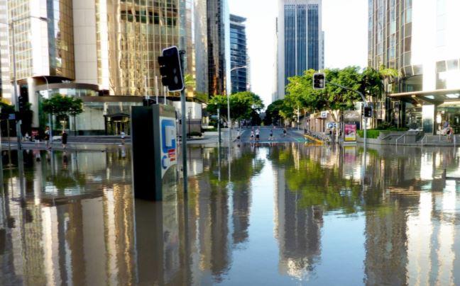 Brisbane City Floods, Andrew Kesper. CC-BY-2.0