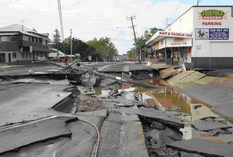 Queen Street North Bundaberg. Source: Bundaberg Police