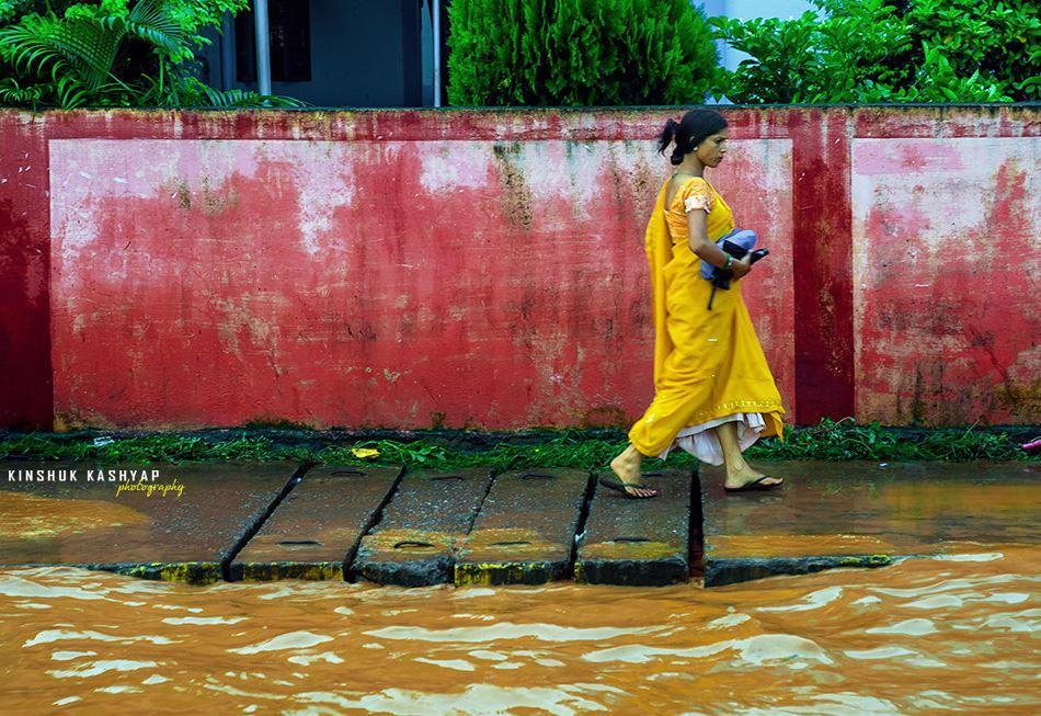 Monsoon of Guwahati. Photo: Kinshuk Kashyap (CC BY-NC-ND 2.0)