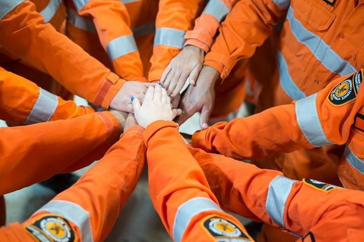 Stock SES photo from the Department of Fire and Emergency Services.