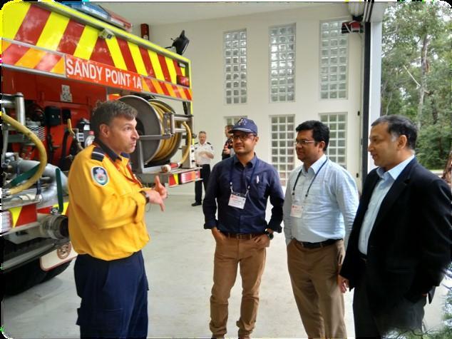 Research team conducting interviews. Source: Khalid Moinuddin