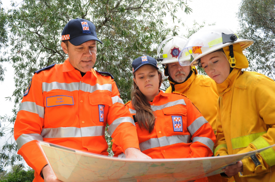 Planning is integral to emergency management. Photo: South Australia SES (CC BY-NC-SA 2.0)