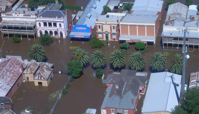 Victoria floods 2011