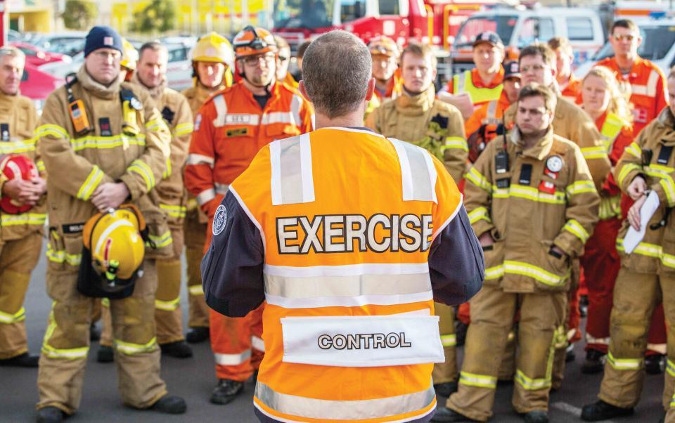 Emergency management australia phone number