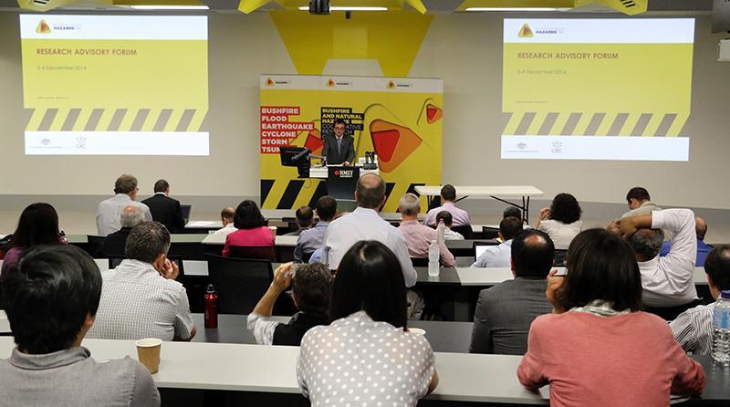 Research Advisory Forum at RMIT University