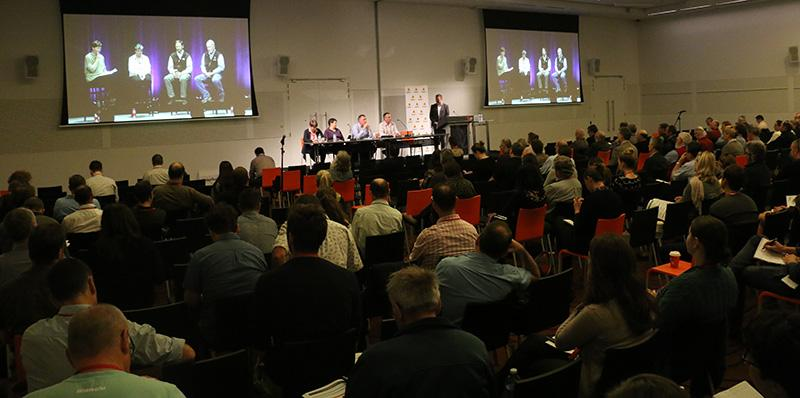 Panel session at the Fire Behaviour and Fuels conference 2016