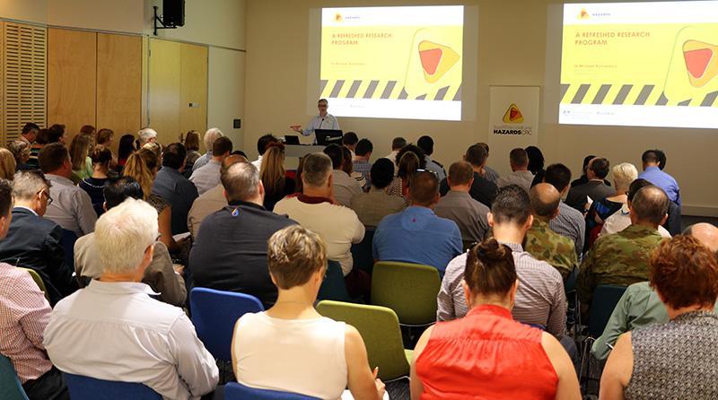 Opening of the Research Advisory Forum 2017, University of Western Australia