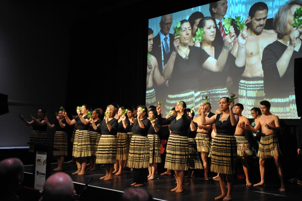 AFAC14 - conference opening, Wellington
