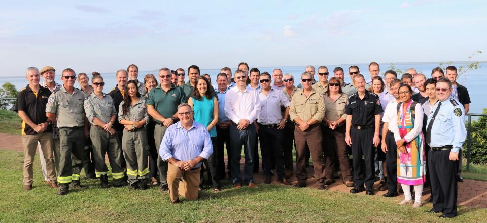 Northern Australia Fire Managers Forum 2019, Darwin