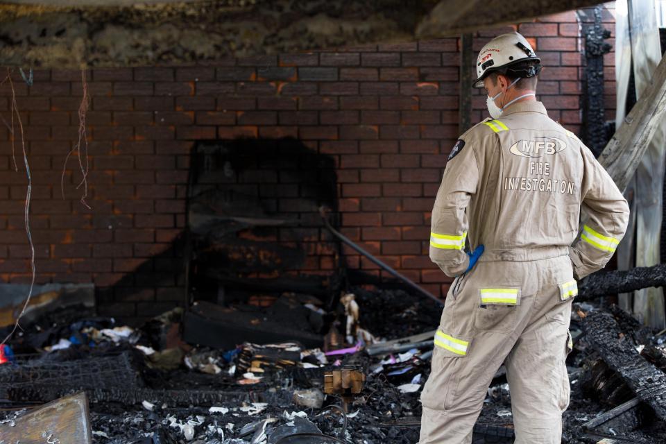 Photo: Metropolitan Fire Brigade