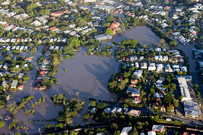 Floods in Queensland