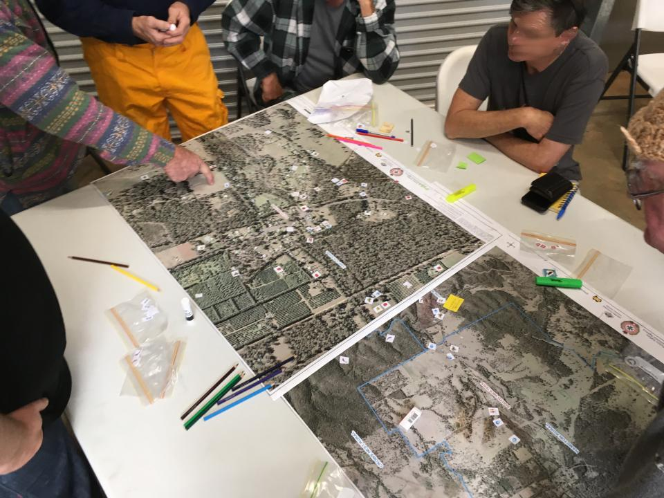This project is looking at ways emergency management services can better engage with the community.