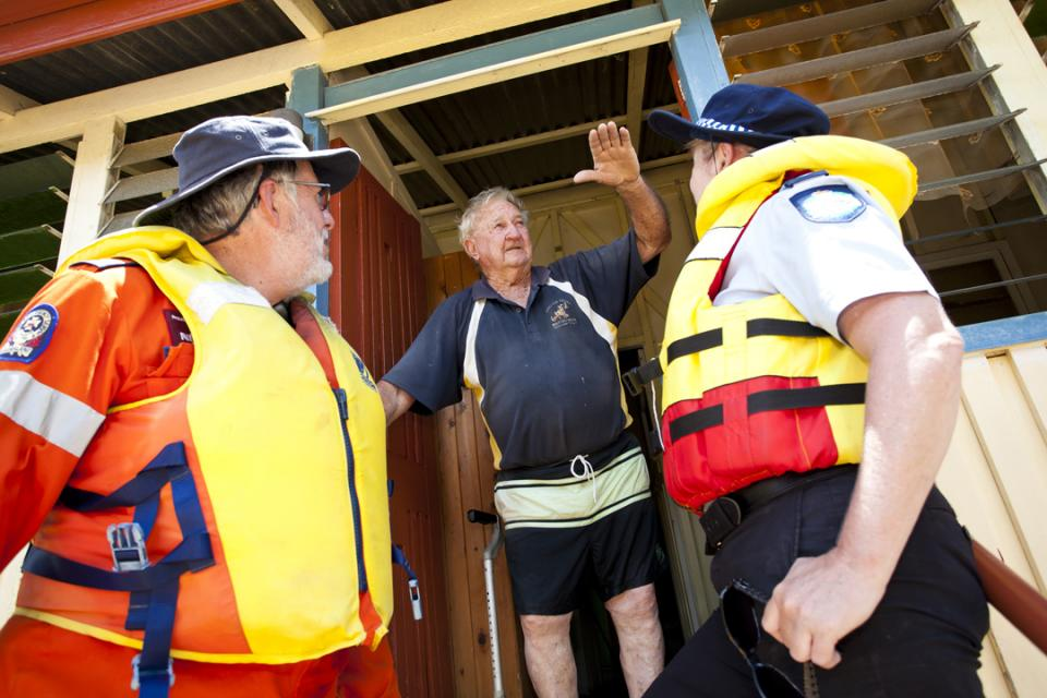 QFES will aim to enhance their understanding of the community's expectations through their new Strategy 2030. Photo: Queensland Fire and Emergency Services.