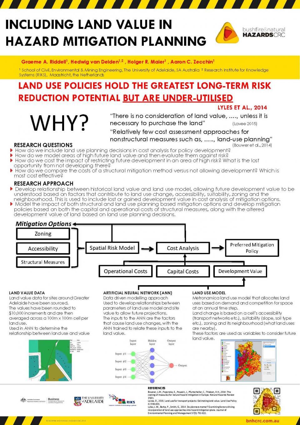 Including Land Value in Hazard Mitigation Planning