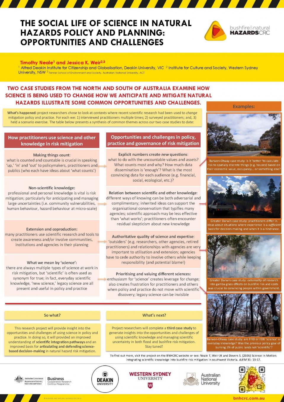 Timothy Neale Conference Poster 2016