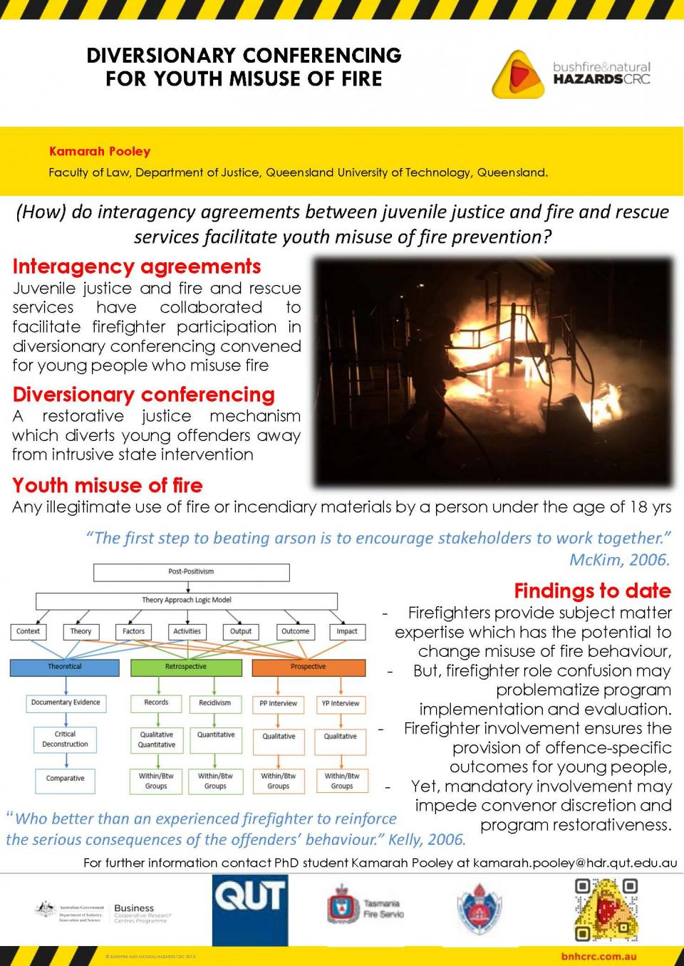 Kamarah Pooley Conference Poster 2016