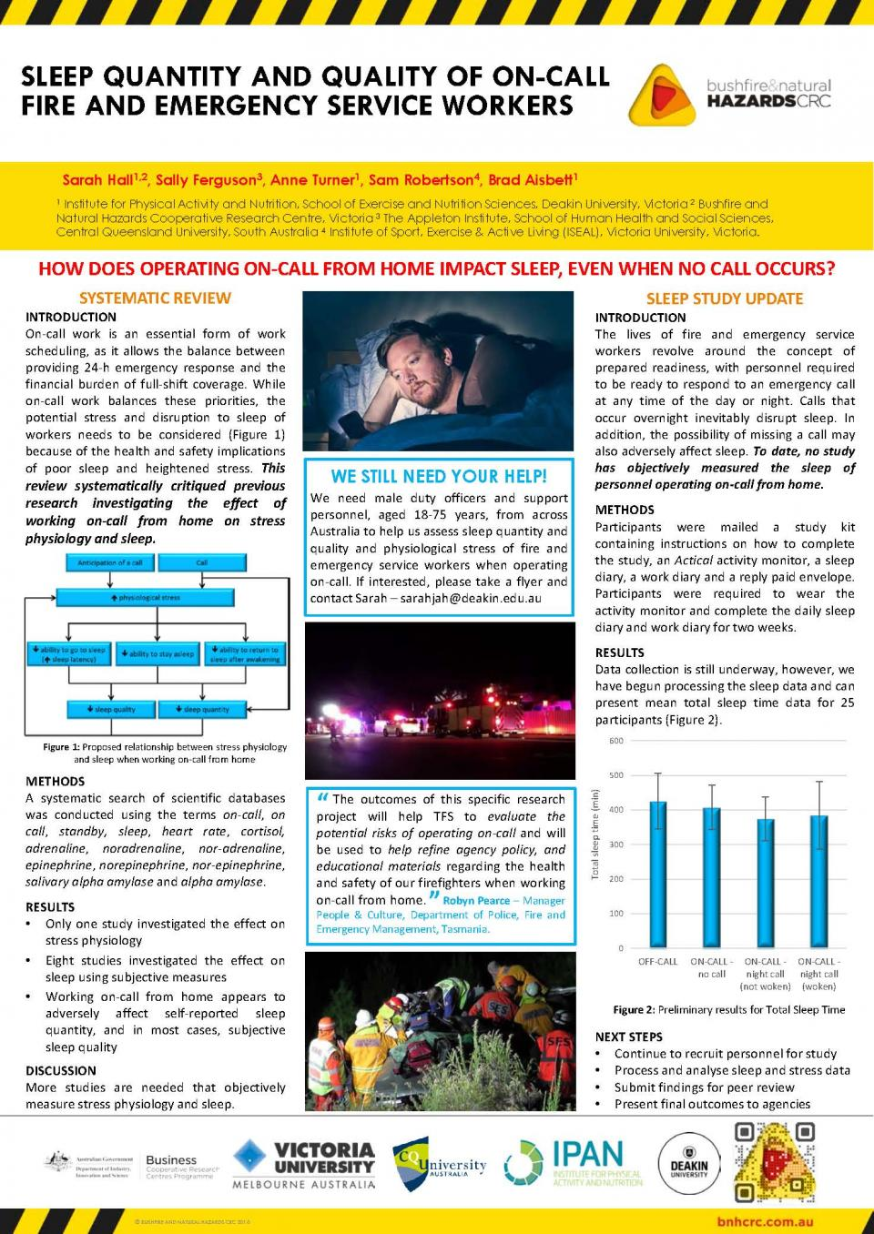 Sarah Hall Conference Poster 2016