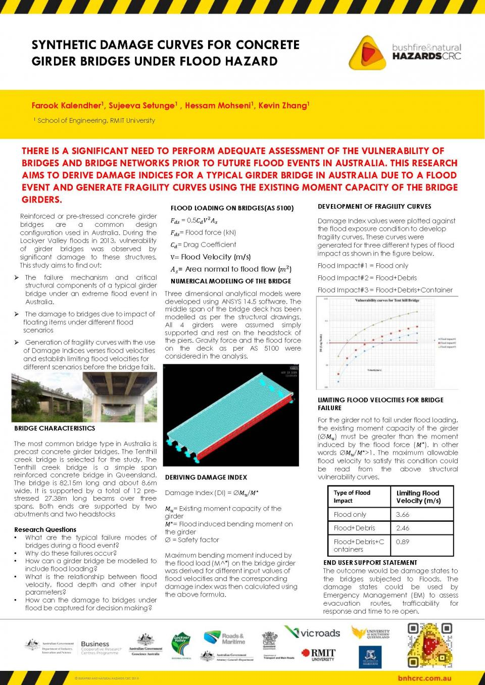 Farook Kalendher Conference Poster 2016