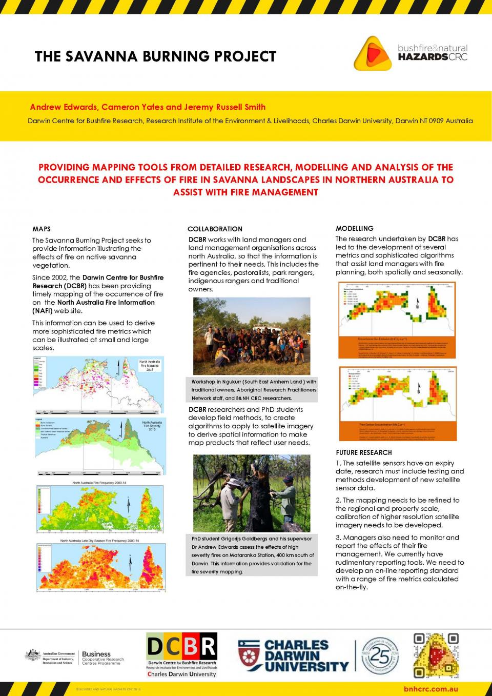 Andrew Edwards Conference Poster 2016